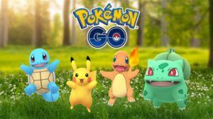 Pokemon Go is a mobile game for iOS and Android.