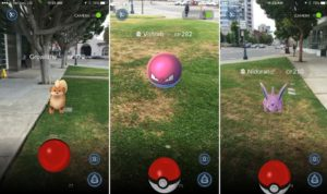 Pokemon Go makes money through in-app purchases and sponsored locations.